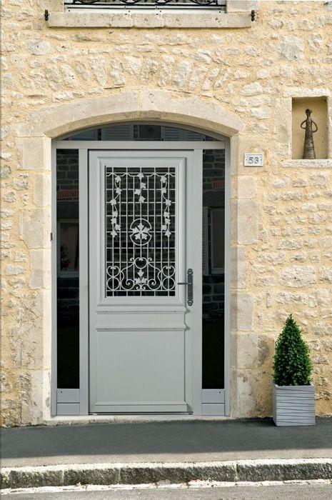 Porte D 39 Entr E Bois Bel 39 M Mod Le Montparnasse Portes D 39 Entr E Pinterest Front Doors And Doors