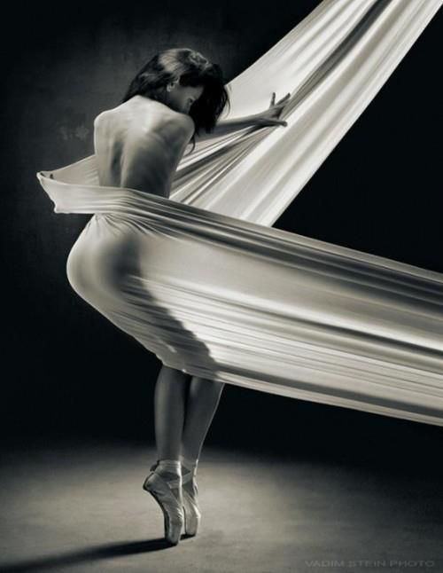 sensuality - dance