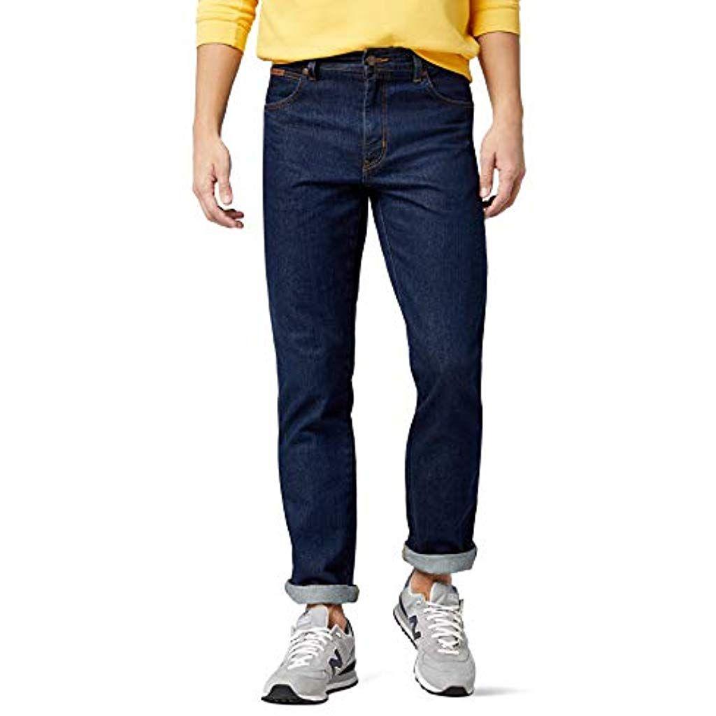 Wrangler Herren Jeans Texas Contrast w12105009 #Bekleidung