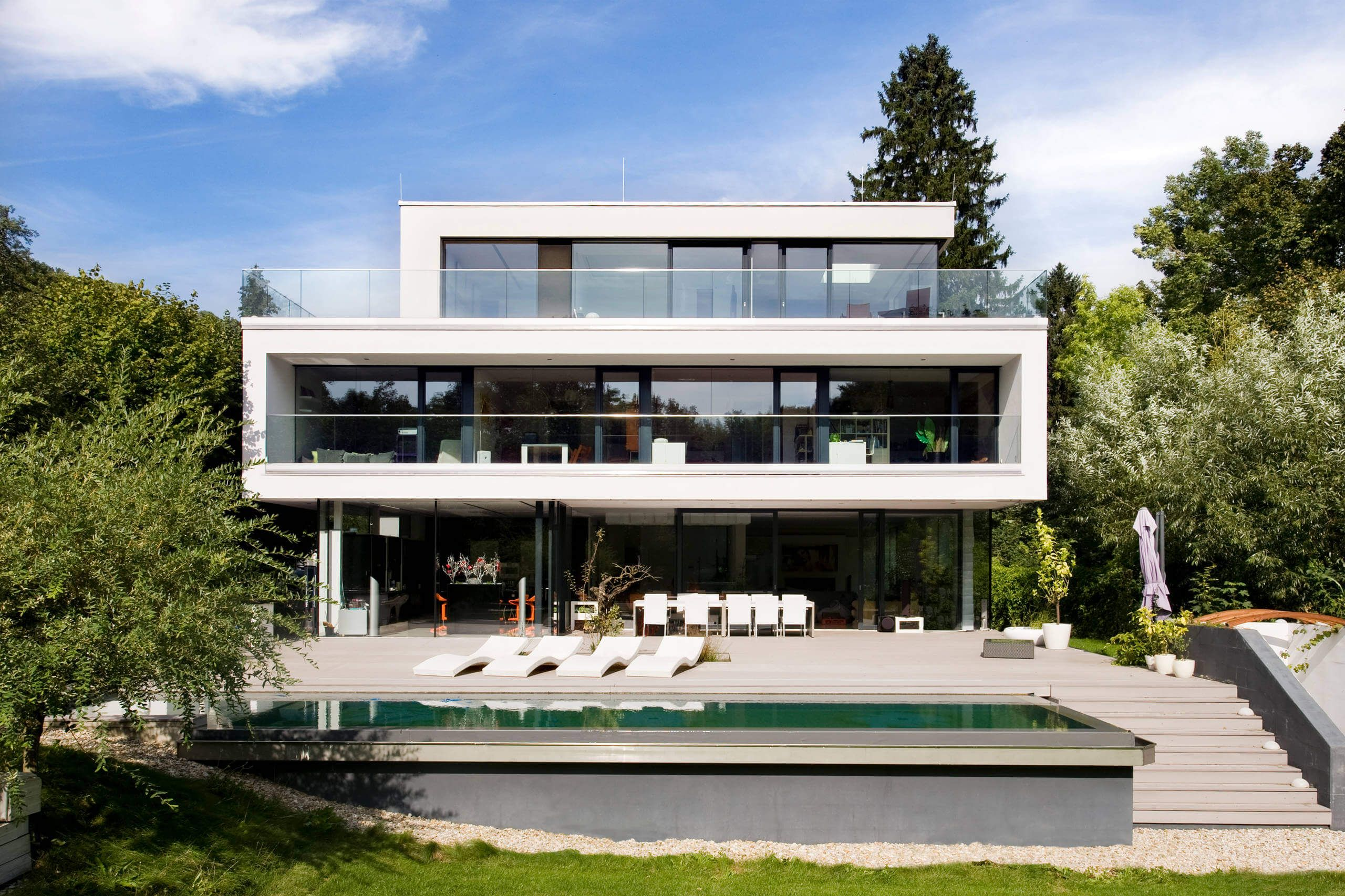 House in Hinterbrühl by Wunschhaus Architektur   House   Pinterest ...