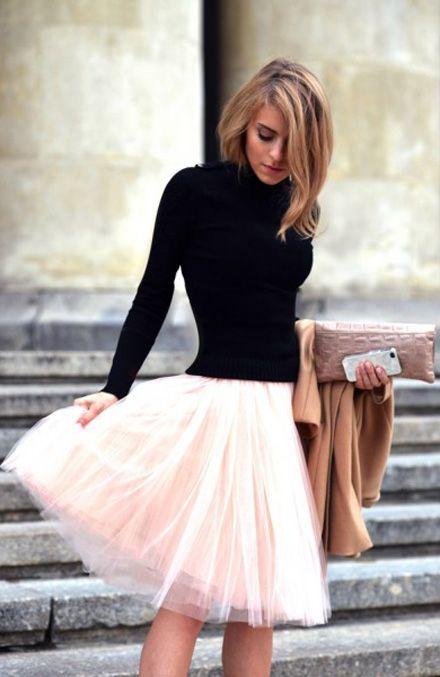 Tylová sukňa c540e52c2a