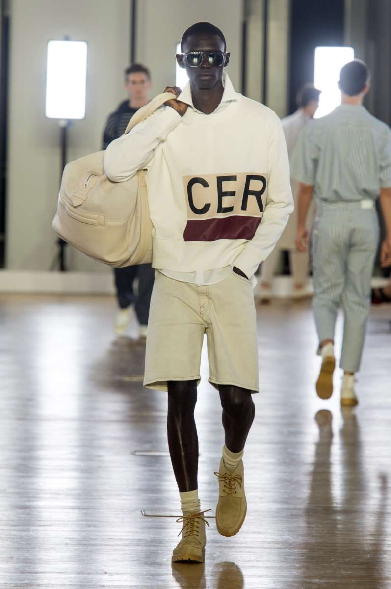 Cerruti Spring-Summer 2018 | Paris Fashion Week
