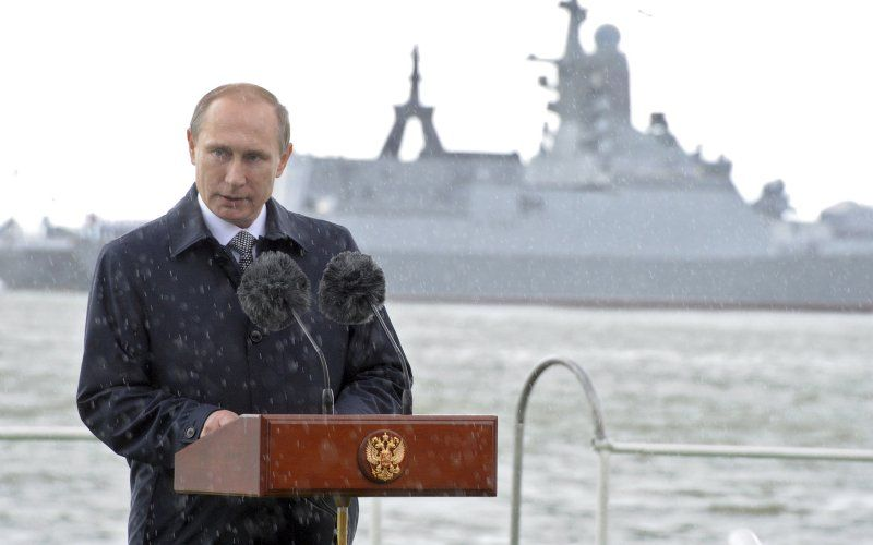 U S Fears Grow Of A Newly Awakened Russian Navy Navy Day Kaliningrad Fear