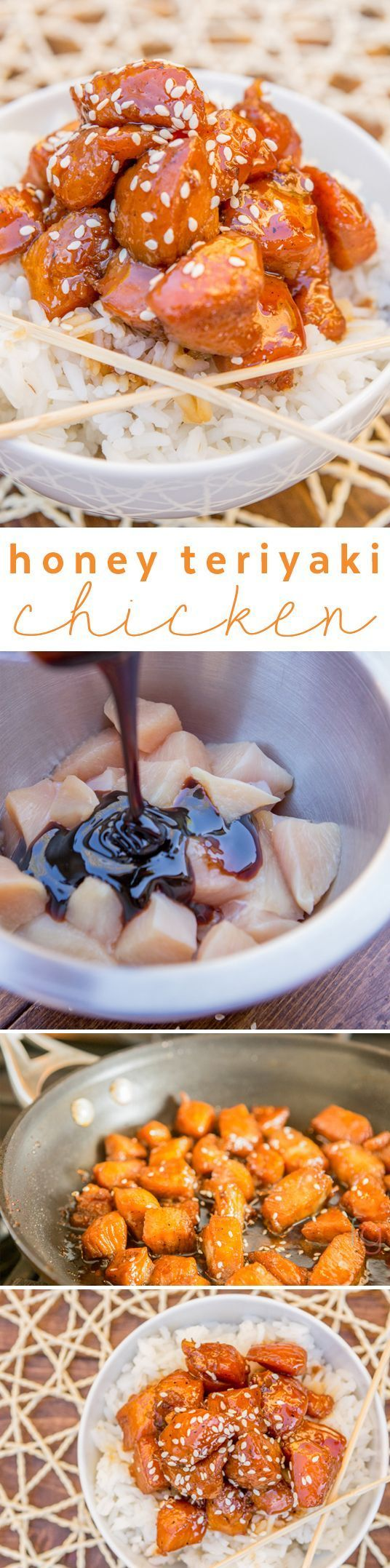 Quick easy dinner recipe dinner ideas easy recipe 30 minute quick easy dinner recipe dinner ideas easy recipe 30 minute meals honey teriyaki chicken recipe takeout recipes chinese chinese food re forumfinder Gallery