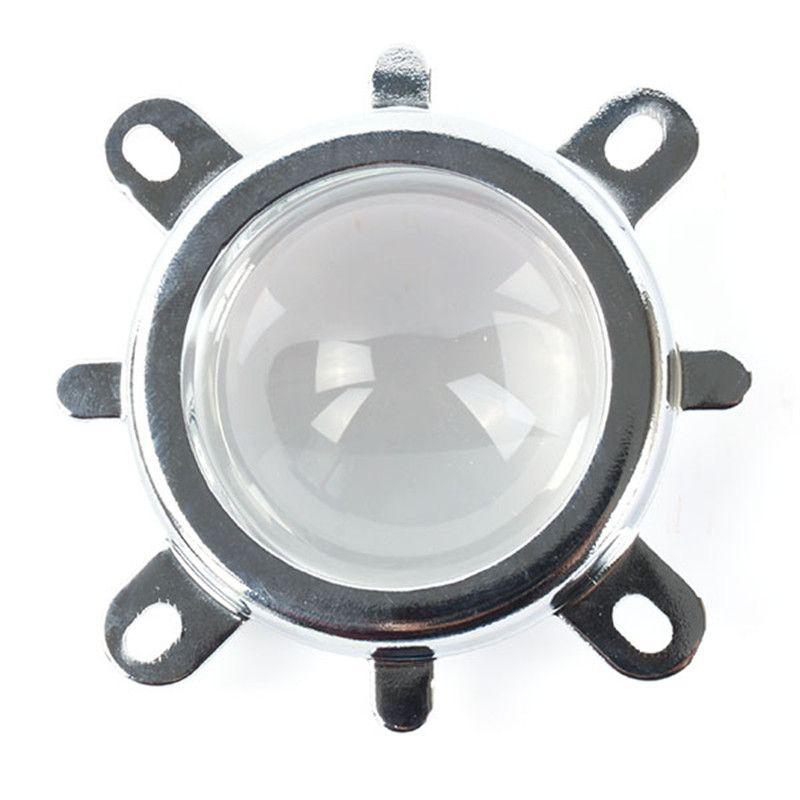 Für 10 Watt 100 Watt led lampe DIY 44mm Objektiv + Reflektor ...