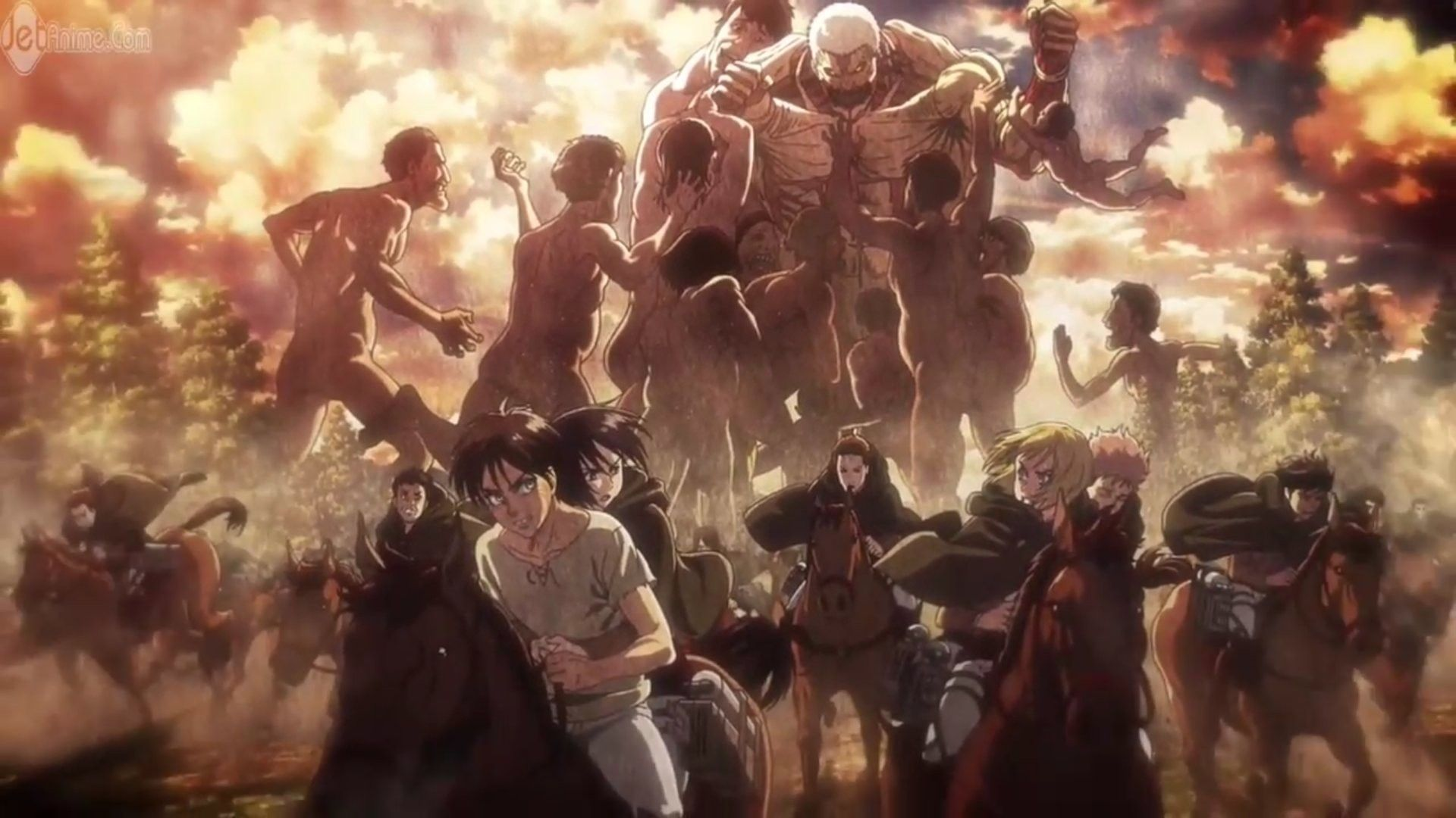 Pin by 🎼myungkath🎸 on Shingeki no Kyojin (With images