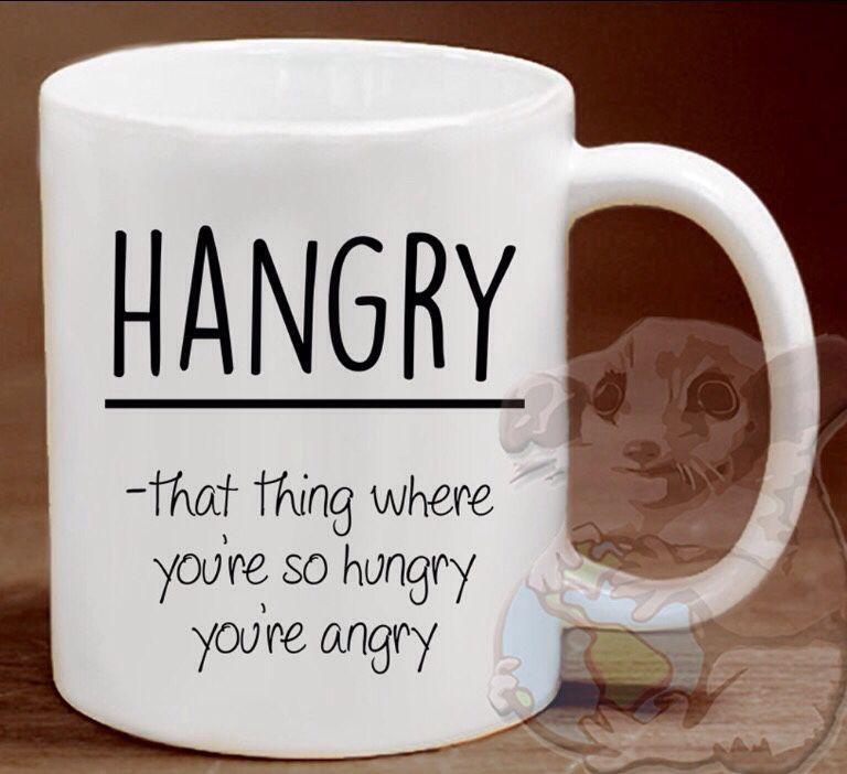Hangry Coffee Mug Https Goo Gl Bgkglc