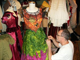 Stage Whispers: Costumes Under Construction