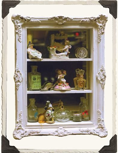 FRENCH GOTHIC CURIO CABINET thinking of doing a built in for Eleanoreu0027s specials. & FRENCH GOTHIC CURIO CABINET thinking of doing a built in for ...
