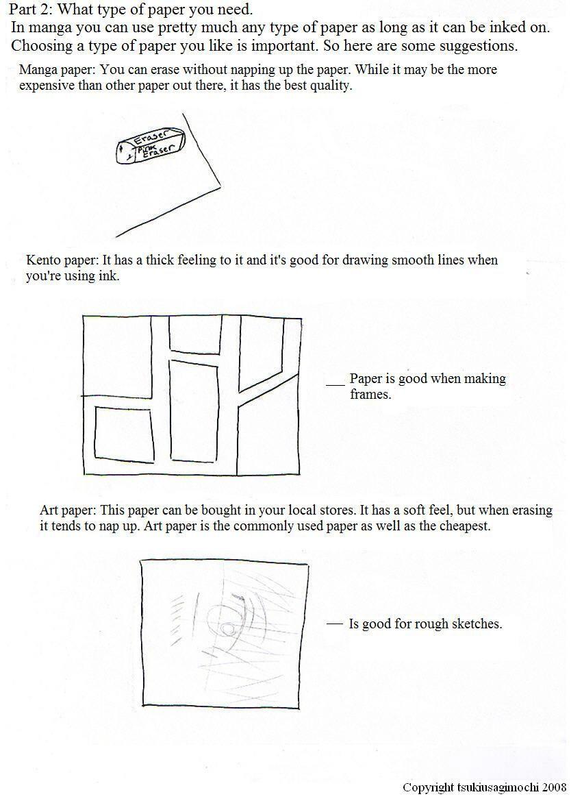 Making Manga