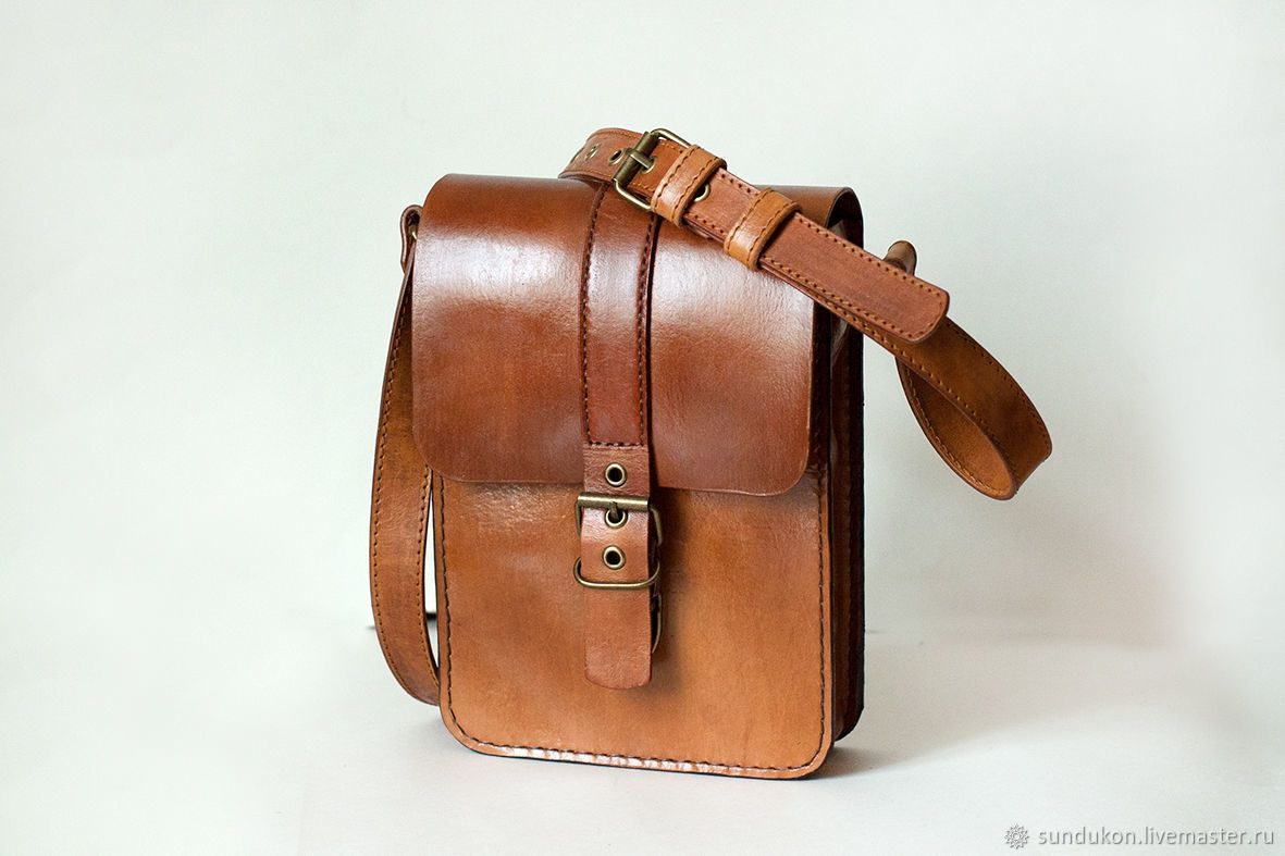 1254506bd08b Мужские сумки ручной работы. Ярмарка Мастеров - ручная работа. Купить  кожаный планшет. Handmade