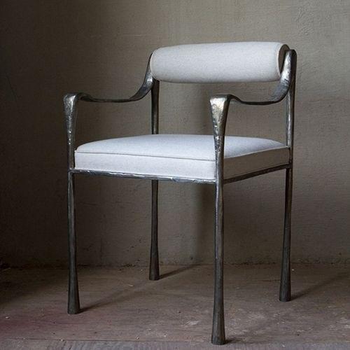 Giac Bronze Chair Les Ateliers Courbet