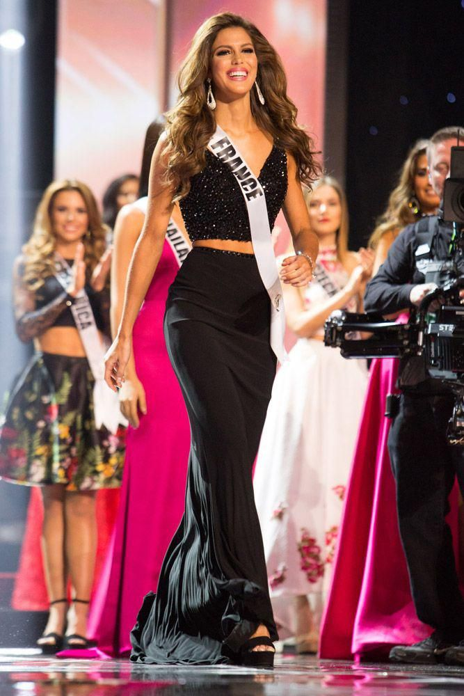 la fran aise iris mittenaere miss france 2016 sacr e. Black Bedroom Furniture Sets. Home Design Ideas