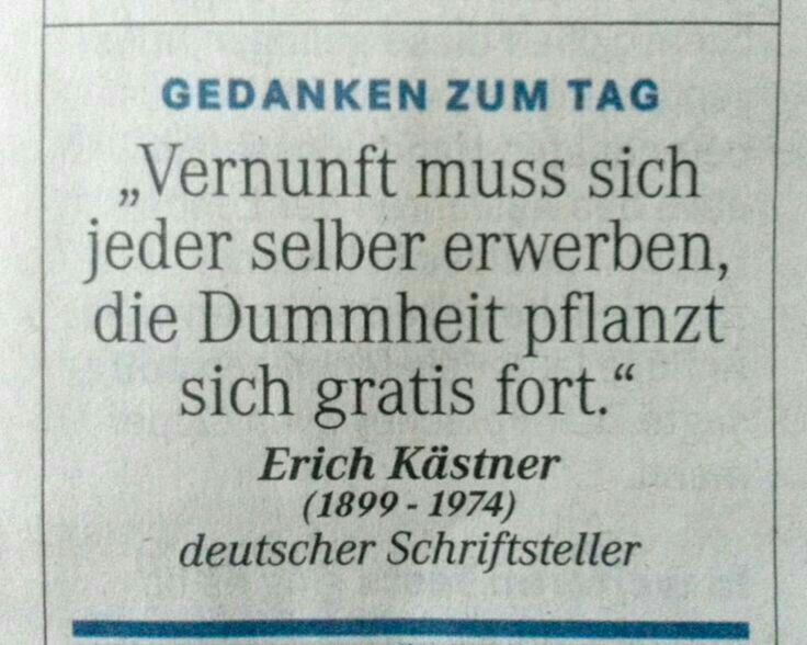 Pin von Gisele 47 auf Sprüche   Pinterest   Erich kästner ...