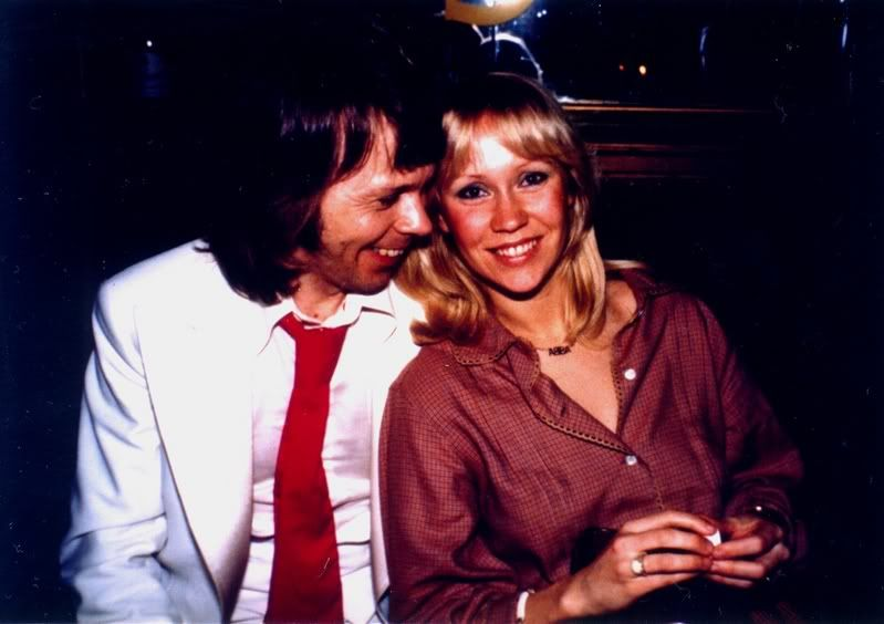 Your favourite Agnetha and Björn pic - Seite 4 | www.abba4ever.com