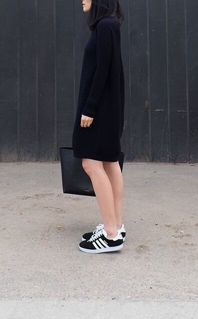 MINIMAL + CLASSIC: Anne Kim | Sneakers fashion outfits ...