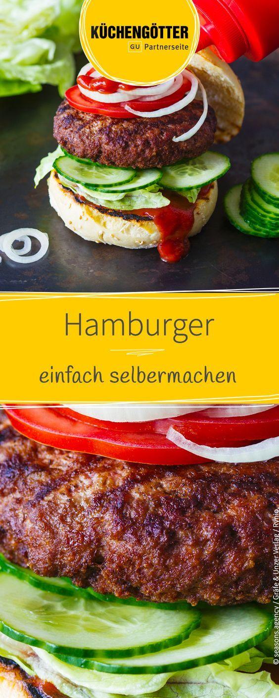Rezepte Hamburger