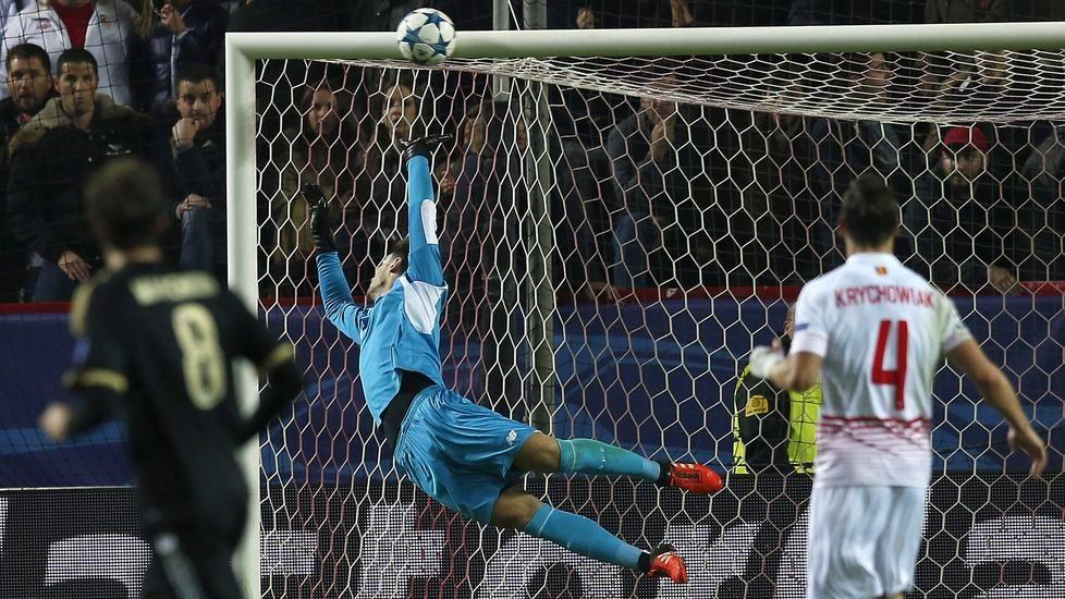 Champions League: Siviglia-Juventus 1-0, delusione bianconera - Tuttosport