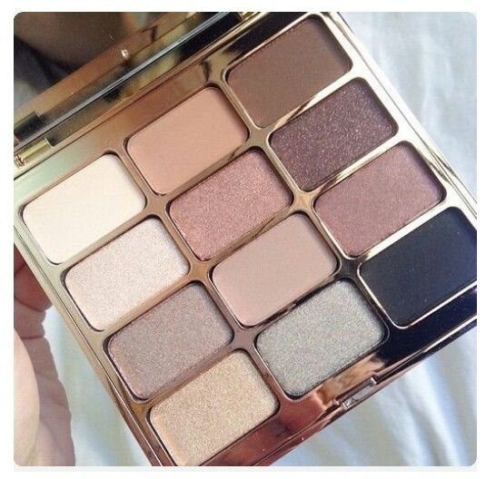 Best 25 Blush Color Palette Ideas On Pinterest: The 25+ Best Cool Toned Eyeshadow Palette Ideas On