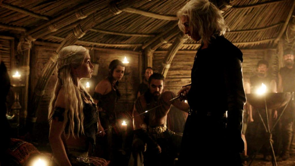 Looking Back Game Of Thrones Season One Episode 6 A