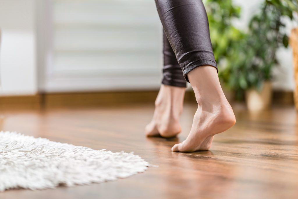 2 Keep Floors Quiet Squeaky Floors Can Be A Super Annoying Problem In Your House Whether Under Carpet Or A Hardwo Squeaky Floors Flooring How To Level Ground