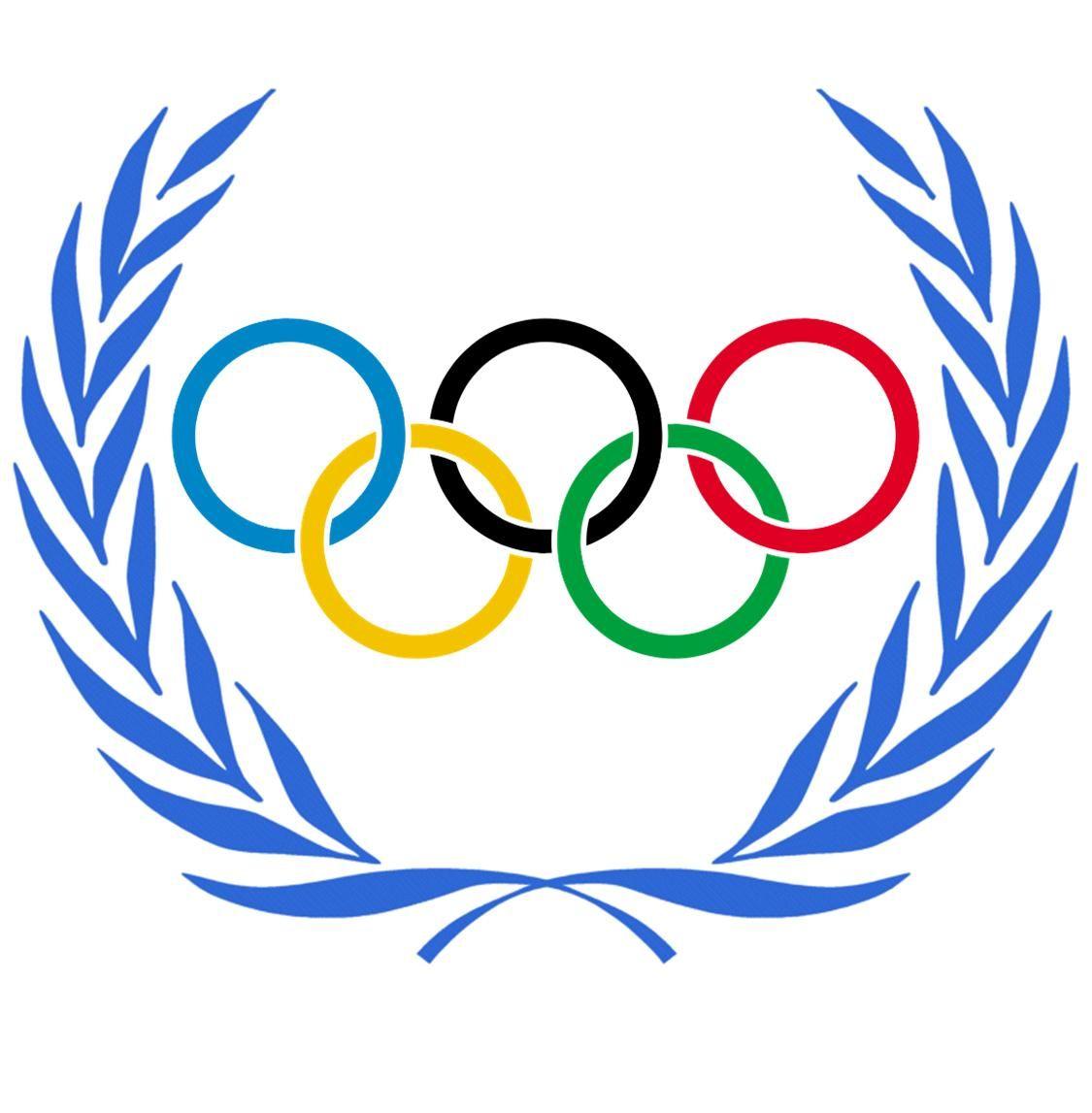 classic olympics symbol swifter higher faster pinterest rh pinterest com olympic rings border clip art usa olympic rings clipart