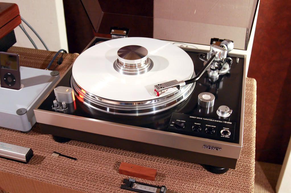 My Holy Grail - The Sony PS-8750 - AudioKarma org Home Audio Stereo