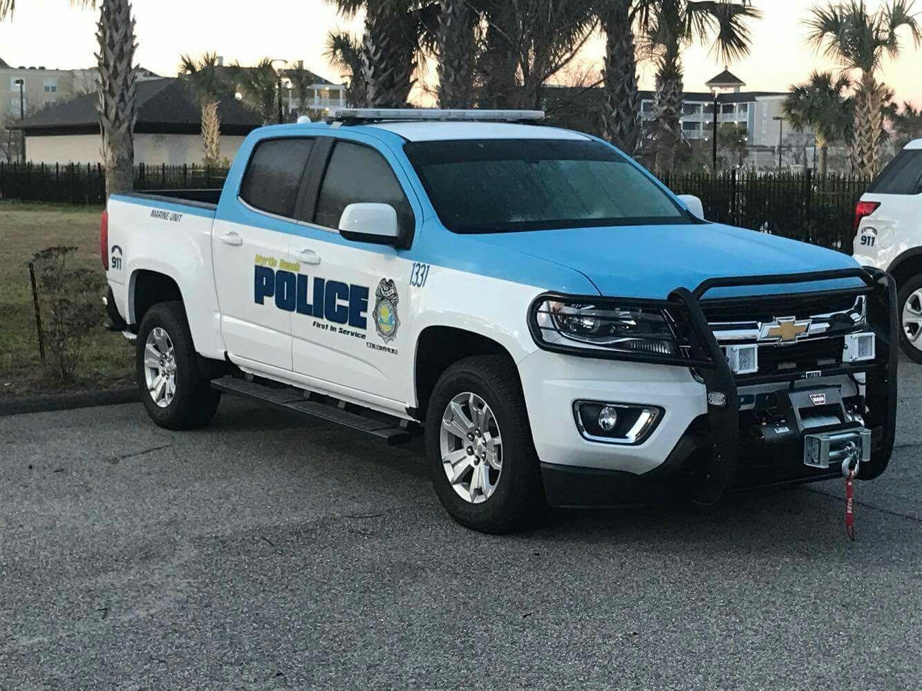 Image Result For Chevrolet Colorado Police Police Truck Police