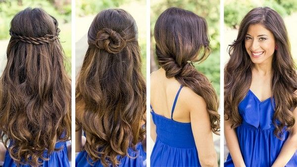 Top Simple Elegant Hairstyles For Long Hair Long Hair Styles Easy Hairstyles Hair Styles