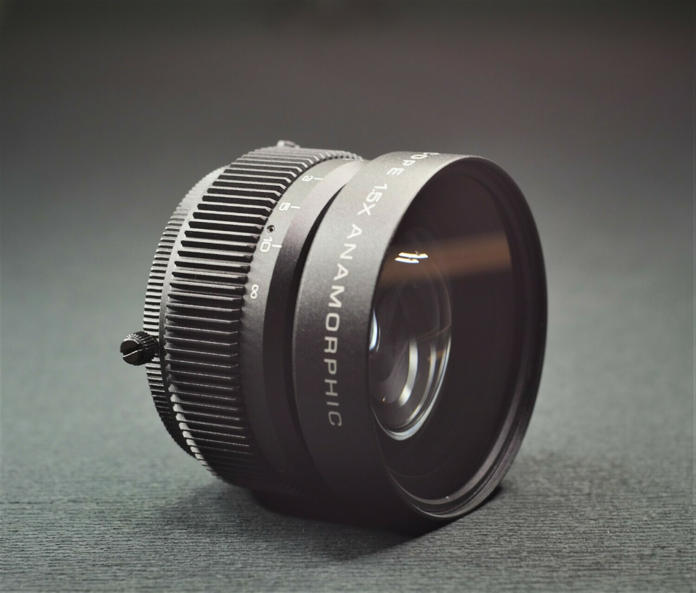 Aivascope 1 5x Blue Flare Anamorphic Lens In 2021 Anamorphic Lens Flares