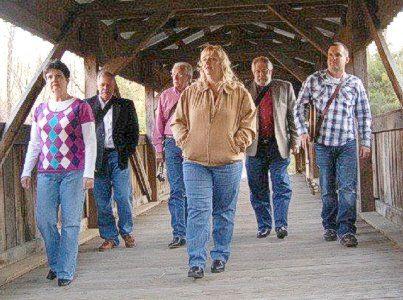 Town Branch Bluegrass Band at Carter Family Fold Dec 5 - http://www.cybergrass.com/node/4993