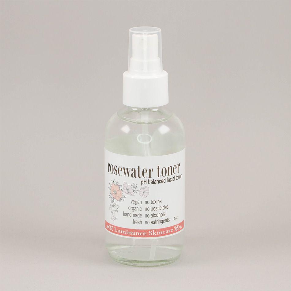 100 Pure Rose Water Rose Water Toner Skin Care Organic Toner
