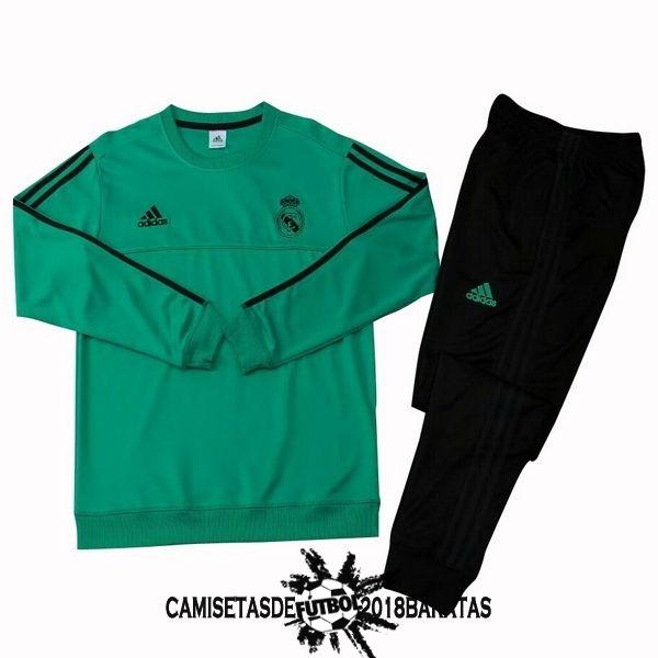 Adidas Chándal Real Madrid 2017 2018 Negro Verde Marino  5b047b4aa312b