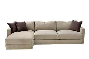 Big Sofa Sectional - Cliff Young Furniture