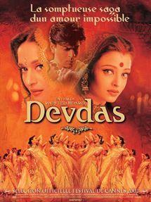 Devdas Films Indiens Film Affiches Bollywood