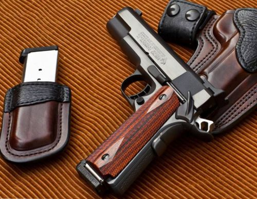 Colt 1911 perfection.