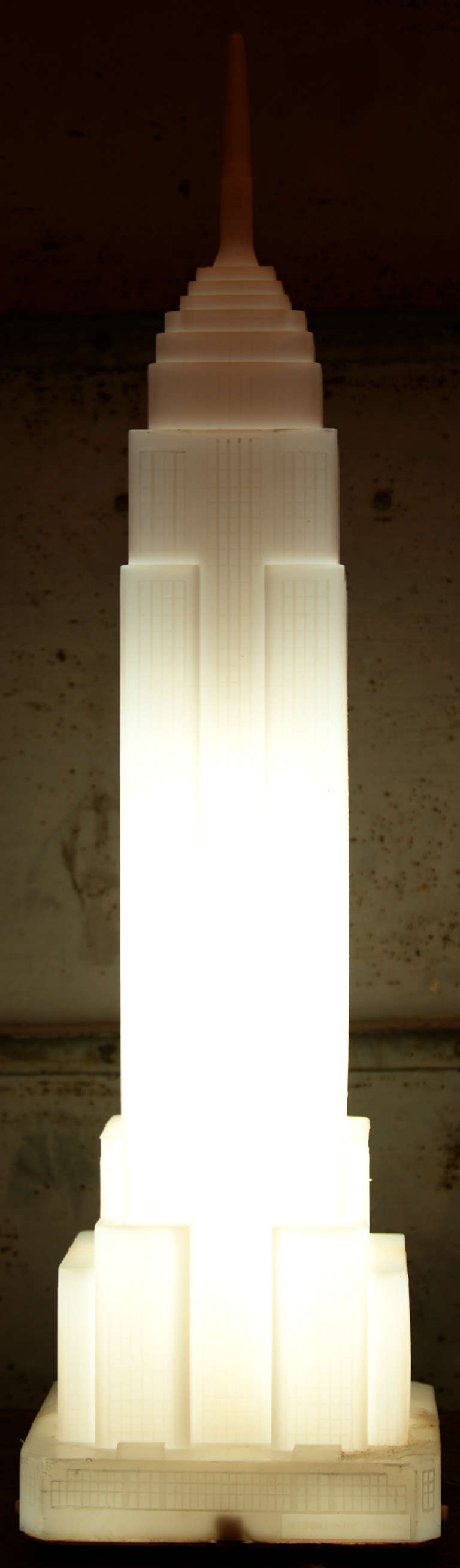 Empire State Building Table Lamp
