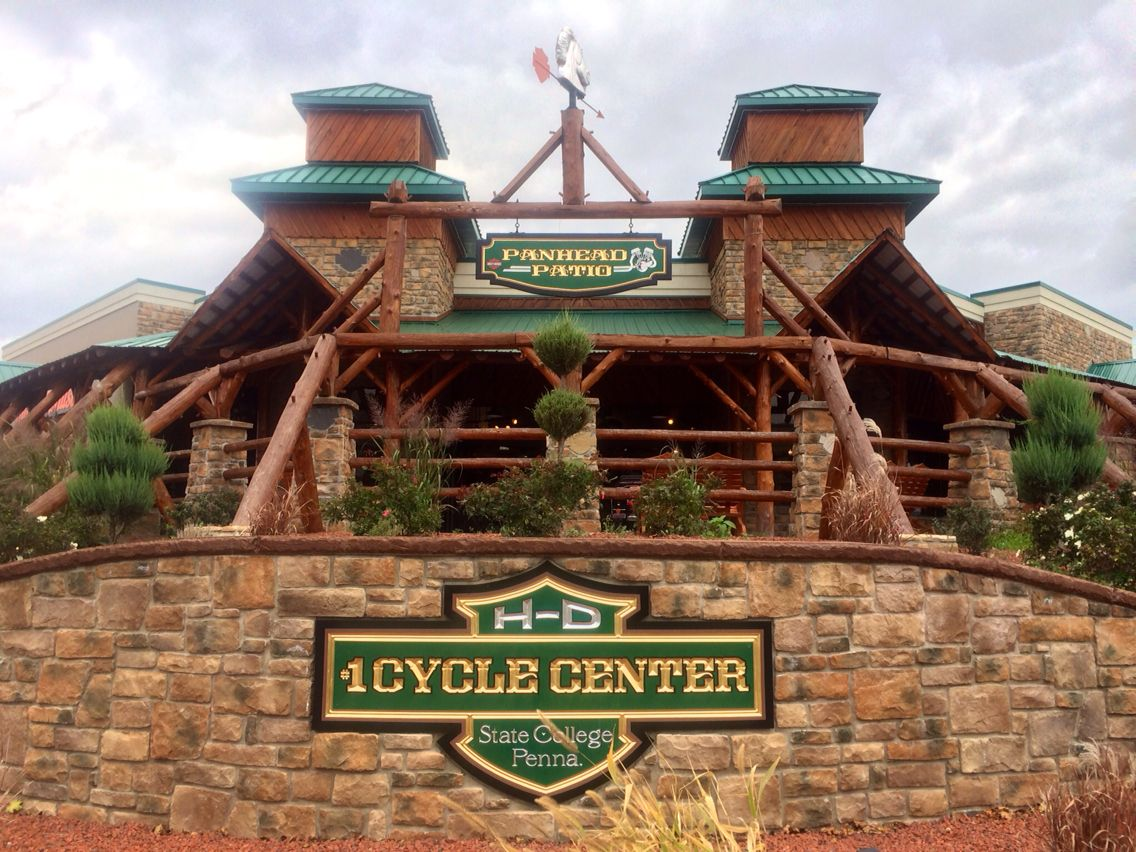 Ranch Entrance 1 Cycle Center State College Pa Cars Harleys