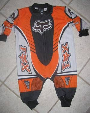 Ktm Riding Outfit Toddler