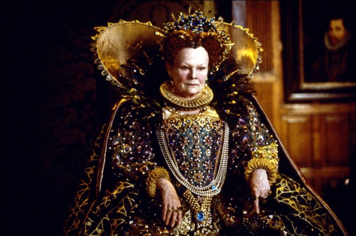 Resultado de imagen para Shakespeare in love Judi Dench