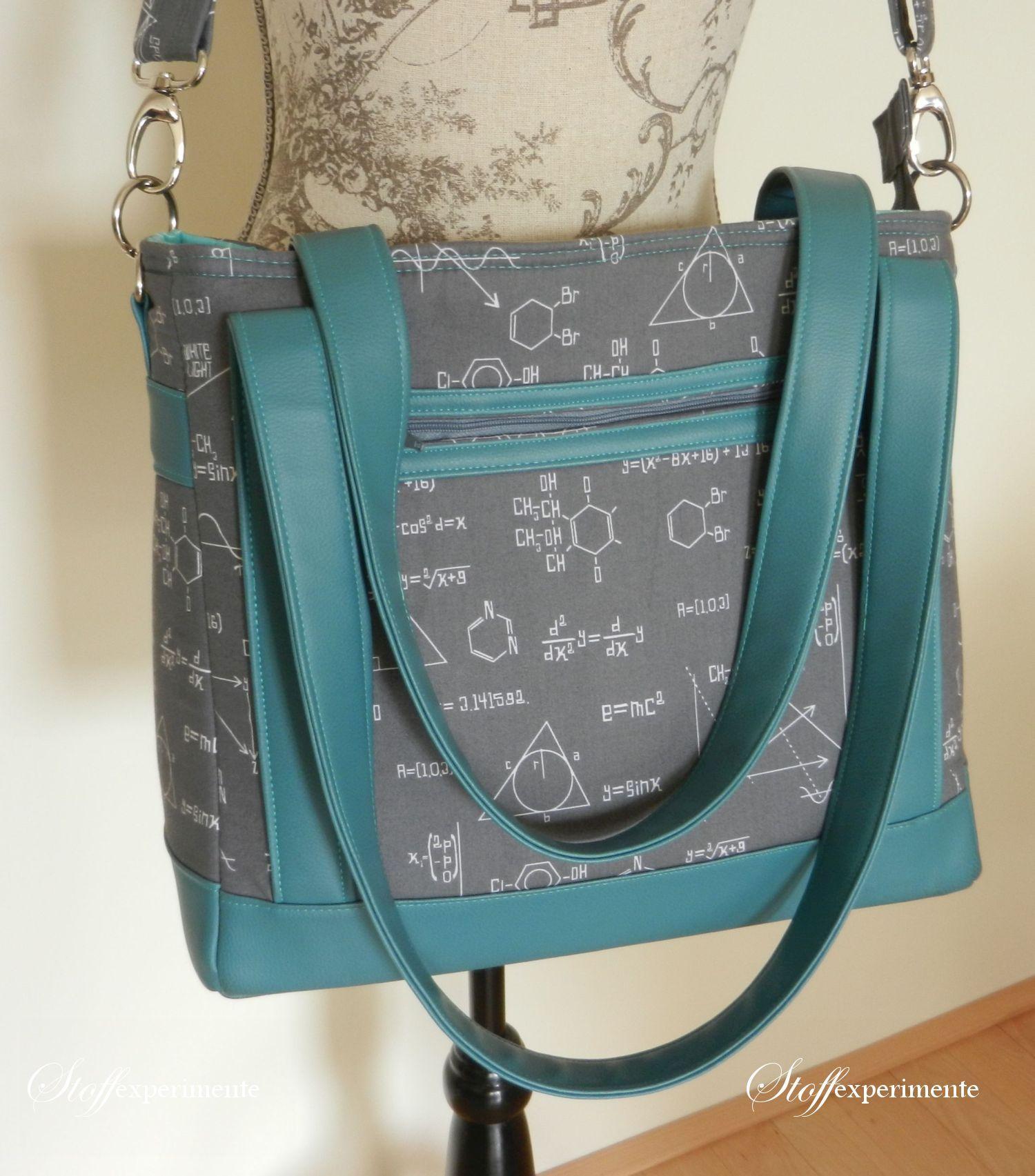 Naturwissenschaften einmal anders – meine Tudor Bag | Pinterest ...