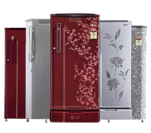 Check Out Price List Models And Reviews Of Lg Single Door Refrigerators Lg Single Door Refrigerators Are Durable Single Doors Home Appliances Locker Storage