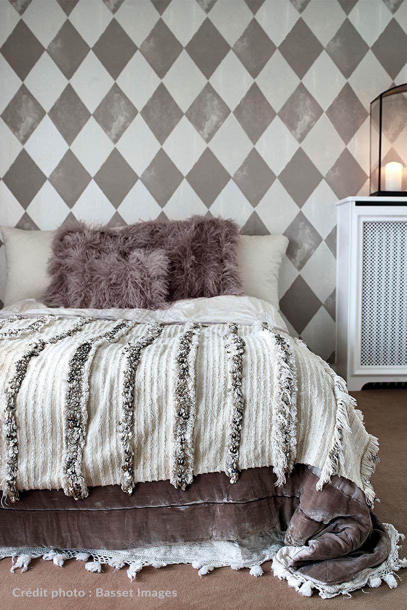 Une maison de charme danoise version shabby chic  Décoration