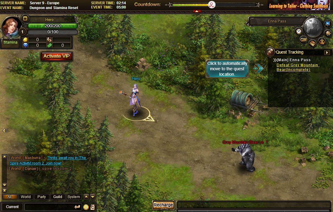 Wartune is an epic hybrid turnbased RPG/strategy game
