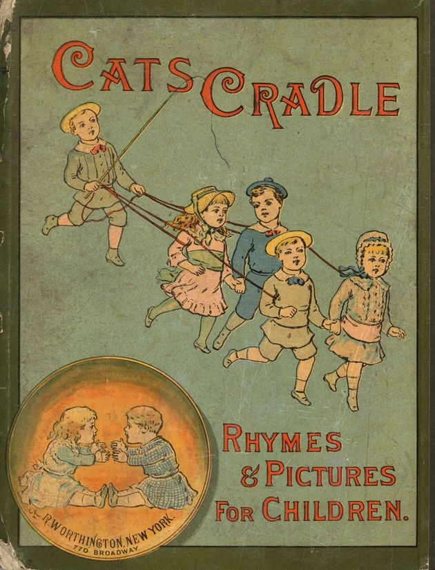 Cats cradle Cover 1 Cats cradle, Classic books