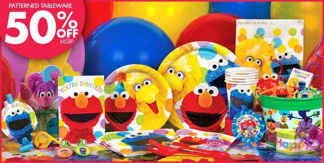 Sesame Street Party Supplies Sesame Street Birthday Party City Sesame Street Birthday Party Sesame Street Birthday Sesame Street Party