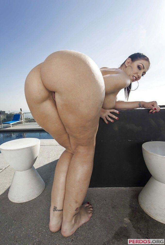 Big beautiful booty latina milf