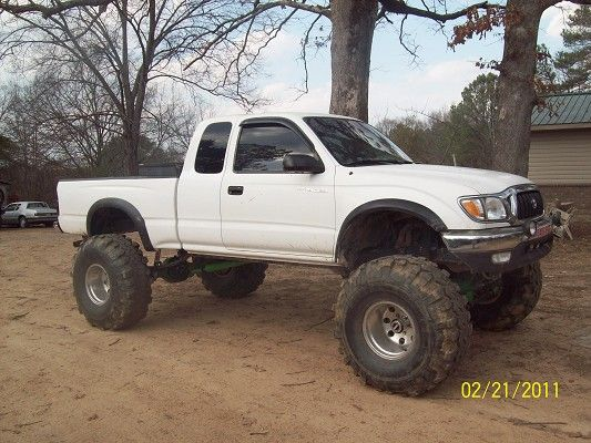1996 Toyota Tacoma 6 500 Possible Trade 100386483 Custom Lifted Truck Clifieds