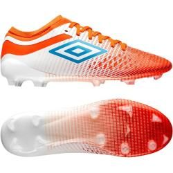 Photo of Umbro Velocita Iv Pro Fg – Weiß/Ibiza Blue/Cherry Tomato Umbroumbro