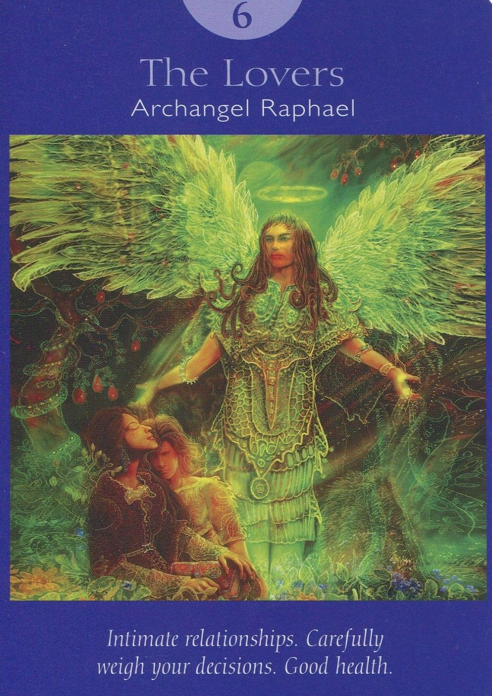 angel Tarot Card - Yahoo Image Search Results